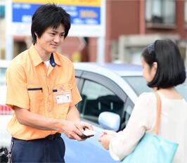 名古屋市北区の鍵屋スタッフが現場で無料お見積りいたします